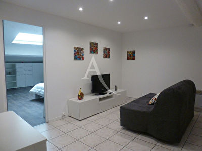 Ensemble de 3 appts 2 T2 et 1 studio 90m²